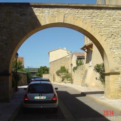 l'arceau rue de la magnanerie