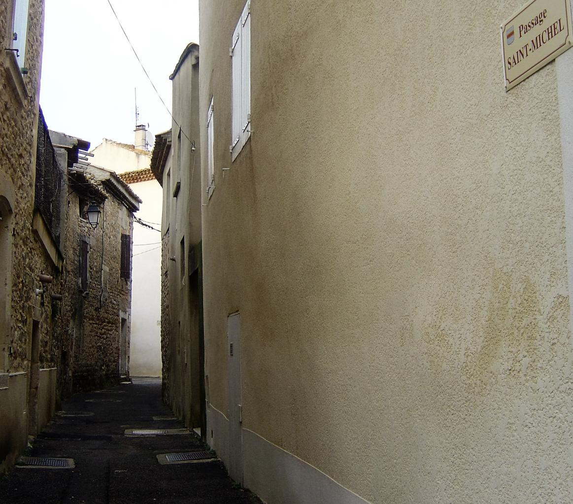 passage St Michel