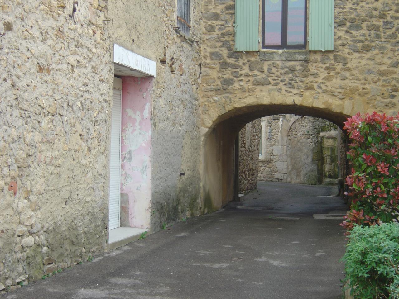 l'arceau ( rue de l'arceau)